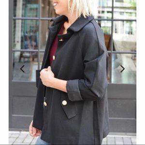 Jackets & Blazers - NWOT🖤Bishop & Young Fullham Jacket